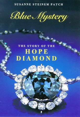 9780810927971: Blue Mystery: The Story of the Hope Diamond