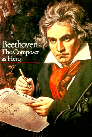 9780810928329: Beethoven: The Composer as Hero (Discoveries Series)