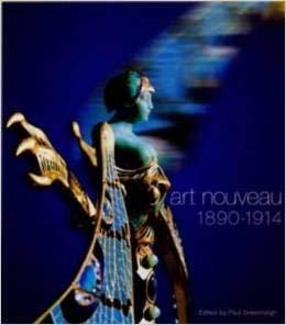 9780810929227: Art Nouveau: 1890-1914