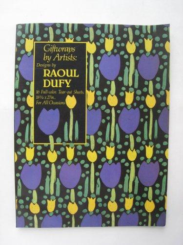 Giftwraps by Artists: Raoul Dufy: Dufy, Raoul