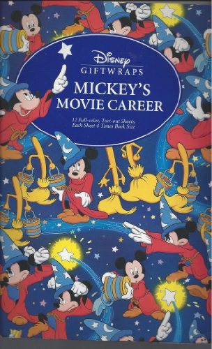 Disney Giftwraps Mickey's Movie Career