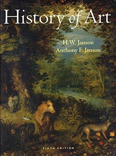 9780810929869: History of Art