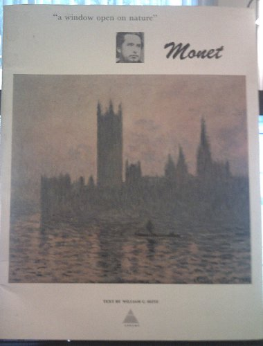 Claude Monet (The Library of Great Painters): Claude Monet, William