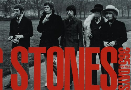 9780810930889: The Rolling Stones: 365 Days