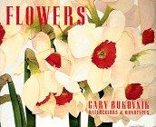 9780810931053: Flowers: Gary Bukovnik : Watercolors and Monotypes