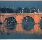 Christo the Pont Neuf, Wrapped Paris, 1975-85: Volz, Wolfgang