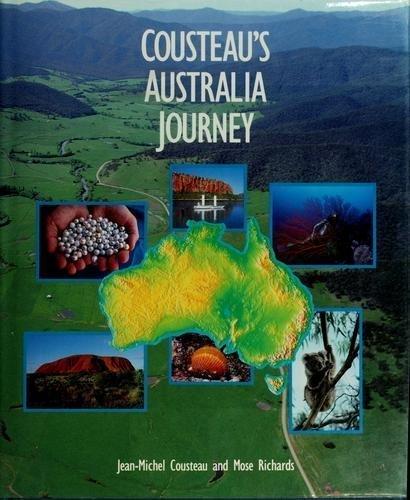 9780810931879: Cousteau's Australia Journey
