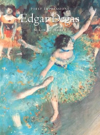 9780810932203: First Impressions: Edgar Degas