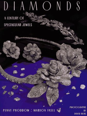 9780810932296: DIAMONDS: A Century of Spectacular Jewels (Bijoux-Mode-Textile)