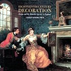 9780810932555: Eighteenth-Century Decoration: Design and the Domestic Interior in England