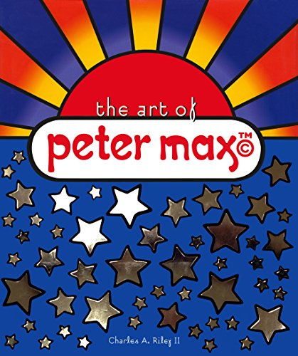 9780810932708: The Art of Peter Max