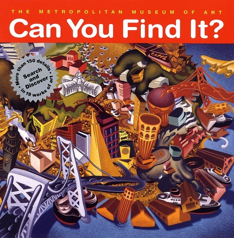 9780810932791: Can You Find It?