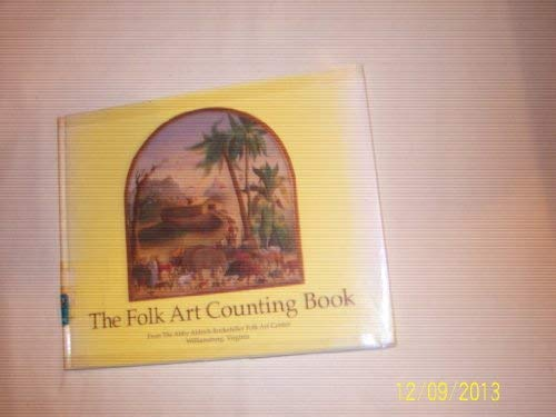 9780810933064: The Folk Art Counting Book