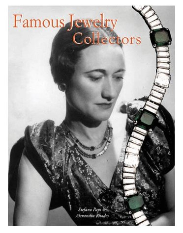 9780810933415: Famous Jewelry Collectors