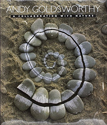 9780810933514: Andy Goldsworthy: A Collaboration with Nature