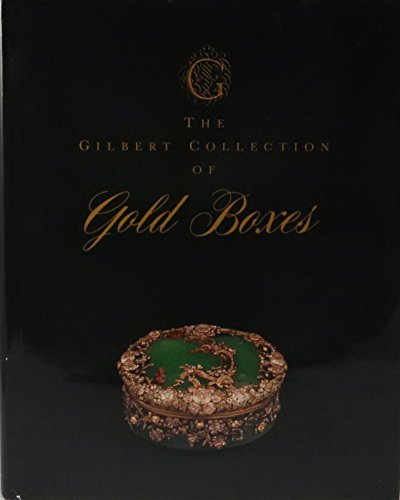 Gilbert Collection of Gold Boxes: Charles Truman,