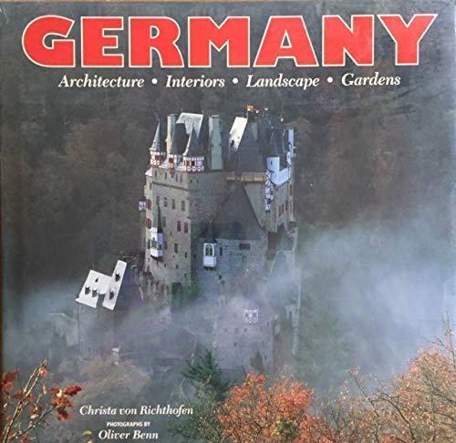 9780810933743: Germany: Architecture, Interiors, Landscape, Gardens