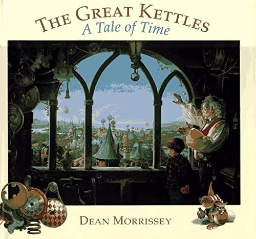 The Great Kettles - A Tale of Time.