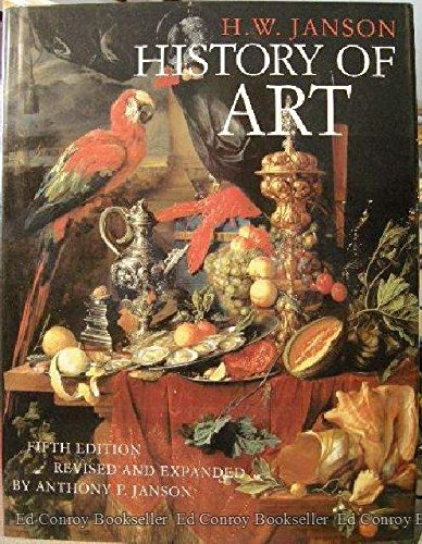 HISTORY OF ART: Fifth Edition: Janson, H.W.; revised