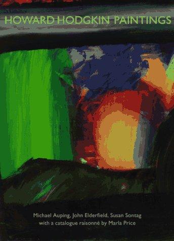 9780810934337: Howard Hodgkin: Paintings