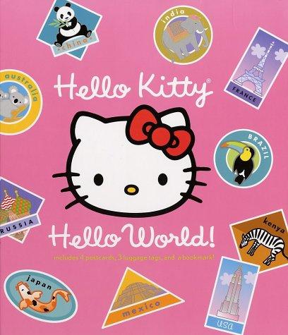 9780810934436: Hello Kitty, Hello World