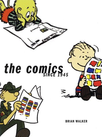 9780810934818: The Comics: Since 1945