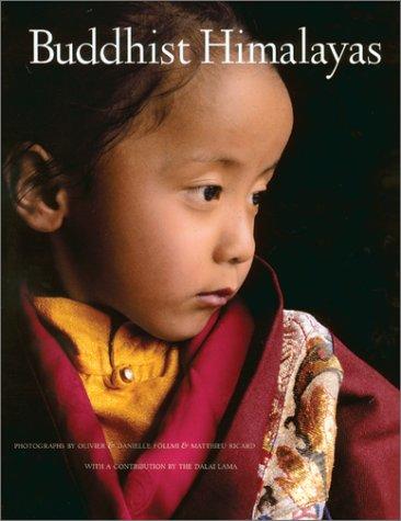 9780810934894: Buddhist Himalayas