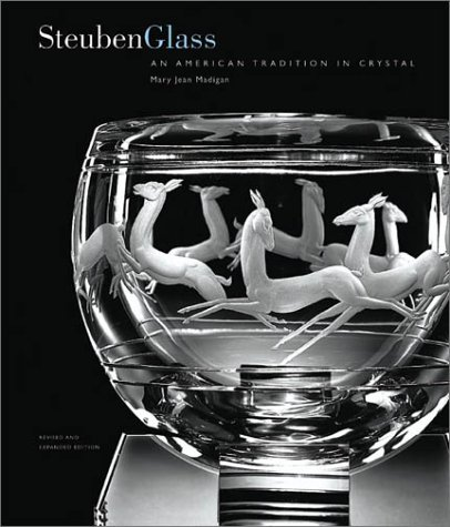 9780810934924: Steuben Glass: An American Tradition in Crystal