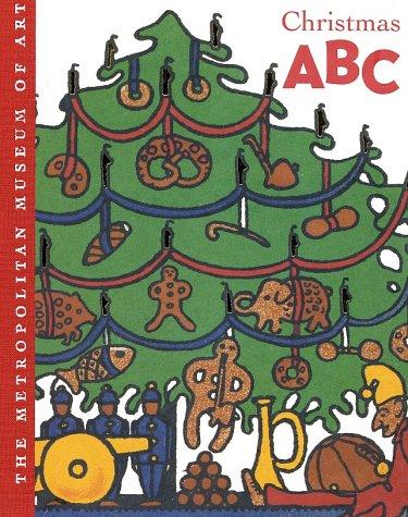 9780810934962: Christmas ABC