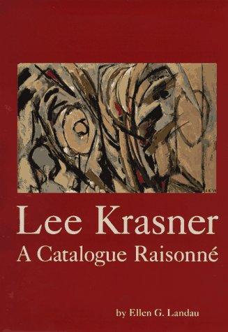9780810935136: Lee Krasner - A Catalogue Raisonne