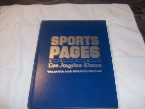9780810935549: Sports Pages of the Los Angeles Times