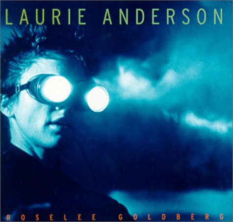 9780810935822: Laurie Anderson