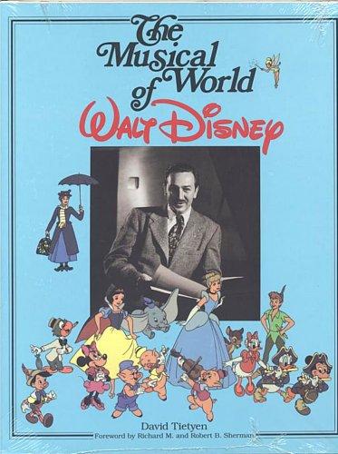 9780810936041: Musical World of Walt Disney
