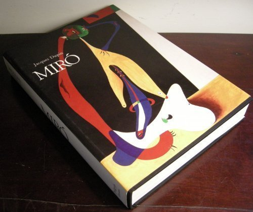 Miro (0810936321) by Jacques Dupin; Joan Miro