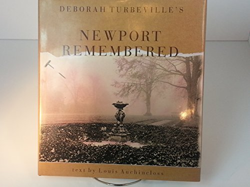 9780810936737: Deborah Turbeville's Newport Remembered: A Photographic Portrait of a Gilded Past