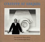 O'Keeffe At Abiquiu: Wood, Myron