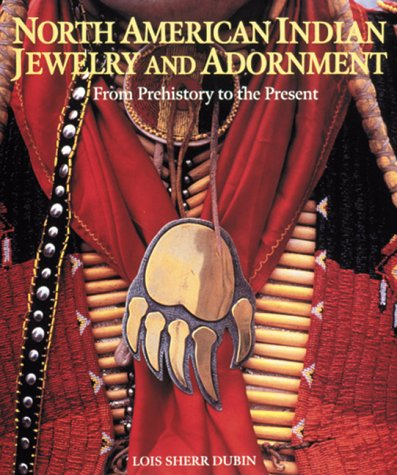 9780810936898: North American Indian Jewelry and Adornment