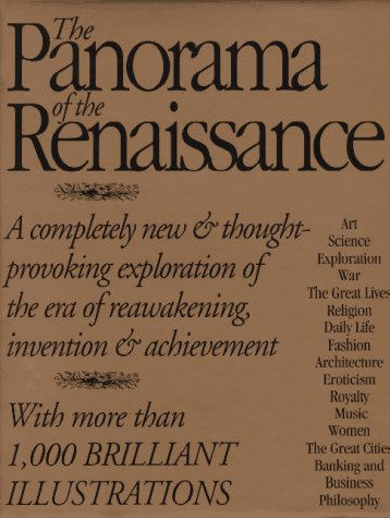 9780810937048: The Panorama of the Renaissance