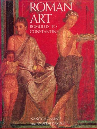 9780810937550: Roman Art: Romulus to Constantine