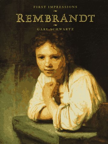 9780810937604: Rembrandt (First Impressions)