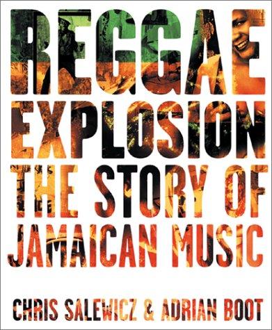 9780810937895: Reggae Explosion: The Story of Jamaican Music