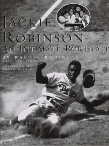 9780810937925: Jackie Robinson: An Intimate Portrait