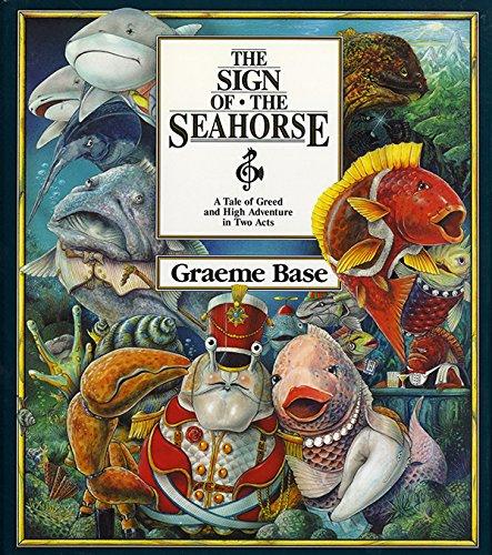 Sign of the Seahorse: Base, Graeme