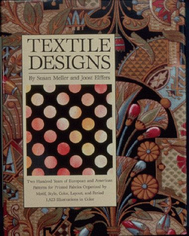 9780810938533: Textile Designs: Two Hundred Years of European and American Patterns for Printed Fabrics Organized by Motif, Style, Color, Layout, and Period : 1,82