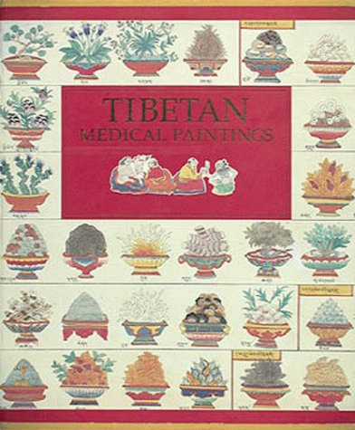9780810938618: Tibetan Medical Paintings: Illustrations to the Blue Beryl Treatise of Sangye Gyamtso