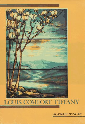 9780810938625: TIFFANY, LOUIS COMFORT (Library of American Art)