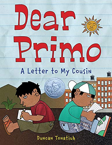 9780810938724: Dear Primo: A Letter to My Cousin