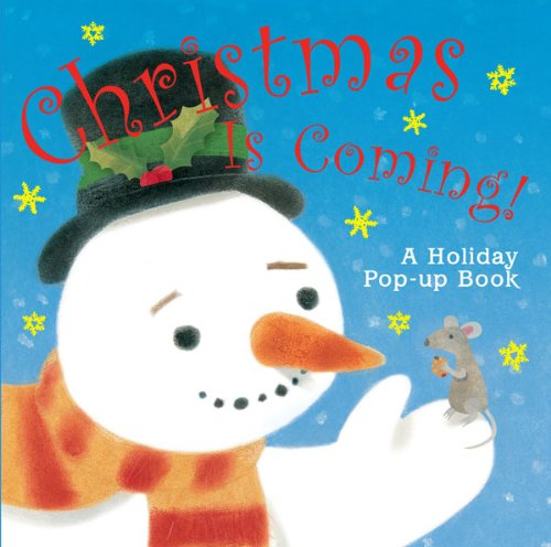9780810938984: Christmas Is Coming!: A Holiday Pop-Up Book