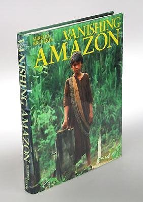 Mirella Ricciardi: Vanishing Amazon (SIGNED): Ricciardi, Mirella