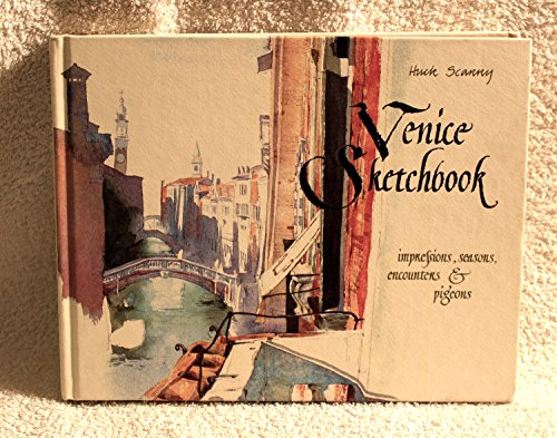 9780810939219: Venice Sketchbook